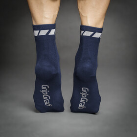 GripGrab Classic Chaussettes, navy